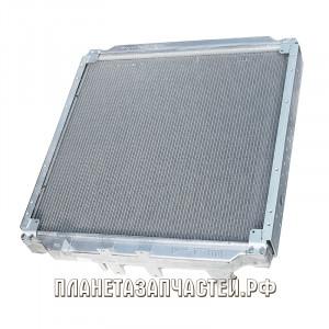 Радиатор охлаждения МАЗ-5440В5 с дв.ЯМЗ-536 ЕВРО-4 алюминиевый ШААЗ