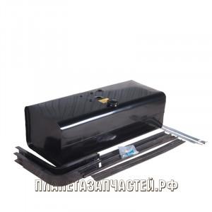 Бак топливный МАЗ 350л 450х600х1400 с комплектом для установки+РТИ СБ без ДУТ, ТЗ БАКОР