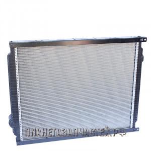 Радиатор охлаждения КАМАЗ-65111, 65115, 65116, 6540 дв.740.55, 62, 820.60 CUMMINS Е-3 с кронштейнами MAHL