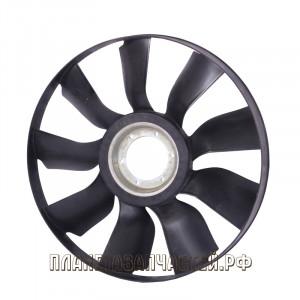 Вентилятор КАМАЗ-ЕВРО 704мм без муфты (дв.740.13, 30, 31) ТЕХНОТРОН