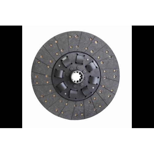 Диск сцепления ведомый 182-1601130-10 (ступица 50 мм)