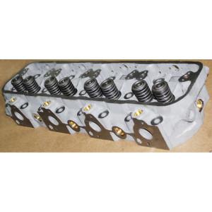 Головка цилиндров 238-1003010-Ж3 нового образца (с клапанами  в сборе)